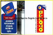 Teléfono y Dirección Baloto, Cigarreria Napoles, Bogotá, Cundinamarca