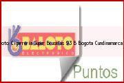 <i>baloto Cigarreria Super Bruselas 93 B</i> Bogota Cundinamarca