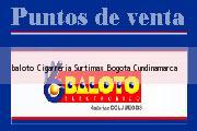 <i>baloto Cigarreria Surtimax</i> Bogota Cundinamarca