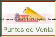 Teléfono y Dirección Baloto, Comunicacel Centro De Servicios, Capitanejo, Santander