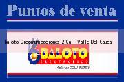 Teléfono y Dirección Baloto, Dicomunicaciones 2, Cali, Valle Del Cauca