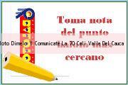 Teléfono y Dirección Baloto, Dimelo Y Comunicate La 70, Cali, Valle Del Cauca