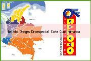 Teléfono y Dirección Baloto, Drogas Droespecial, Cota, Cundinamarca