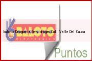 Teléfono y Dirección Baloto, Drogueria Servidrogas, Cali, Valle Del Cauca