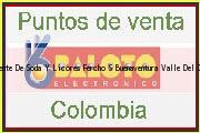 Teléfono y Dirección Baloto, Fuente De Soda Y Licores Fercho S, Buenaventura, Valle Del Cauca