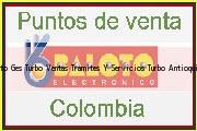 Teléfono y Dirección Baloto, Ges Turbo Ventas, Tramites Y Servicios, Turbo, Antioquia