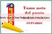 Teléfono y Dirección Baloto, Joyeria  Diana Pampalinda, Cali, Valle Del Cauca
