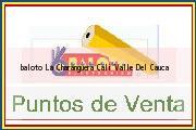 Teléfono y Dirección Baloto, La Charanguera, Cali, Valle Del Cauca