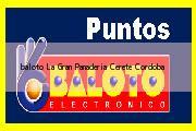 Teléfono y Dirección Baloto, La Gran Panaderia, Cereté, Cordoba