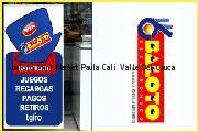 Teléfono y Dirección Baloto, Mini Market Paula, Cali, Valle Del Cauca