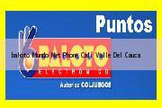 Teléfono y Dirección Baloto, Mundo Net Phone, Cali, Valle Del Cauca