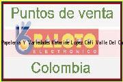 Teléfono y Dirección Baloto, Papeleria Y Variedades Katerine Lopez, Cali, Valle Del Cauca