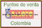 Teléfono y Dirección Baloto, Sana Sana Drogueria, Cali, Valle Del Cauca