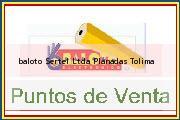 Teléfono y Dirección Baloto, Sertel Ltda, Planadas, Tolima