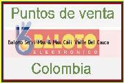 Teléfono y Dirección Baloto, Servi Max & Max, Cali, Valle Del Cauca