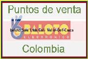 Teléfono y Dirección Baloto, Sses Ltda, Cali, Valle Del Cauca