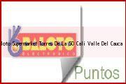 Teléfono y Dirección Baloto, Supermarket Torres De La 50, Cali, Valle Del Cauca