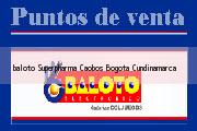 Teléfono y Dirección Baloto, Superpharma Caobos, Bogotá, Cundinamarca