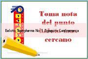 Baloto Superpharma No 1 Zipaquira Cundinamarca