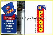 Teléfono y Dirección Baloto, Vadanca 2, Bogotá, Cundinamarca