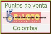 Teléfono y Dirección Baloto, Via Citibank Centro, Bogotá, Cundinamarca