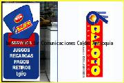Teléfono y Dirección Baloto, Web.Gir Comunicaciones, Caldas, Antioquia