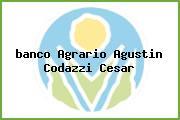 <i>banco Agrario Agustin Codazzi Cesar</i>