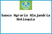 <i>banco Agrario Alejandria Antioquia</i>