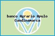 <i>banco Agrario Apulo Cundinamarca</i>