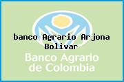 <i>banco Agrario Arjona Bolivar</i>