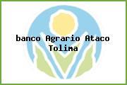 <i>banco Agrario Ataco Tolima</i>