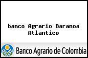<i>banco Agrario Baranoa Atlantico</i>