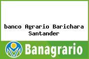 <i>banco Agrario Barichara Santander</i>