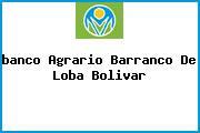 <i>banco Agrario Barranco De Loba Bolivar</i>