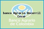 <i>banco Agrario Becerril Cesar</i>