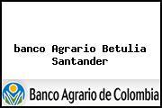 <i>banco Agrario Betulia Santander</i>