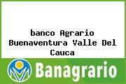 <i>banco Agrario Buenaventura Valle Del Cauca</i>