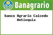 <i>banco Agrario Caicedo Antioquia</i>