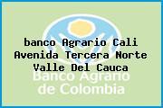 <i>banco Agrario Cali Avenida Tercera Norte Valle Del Cauca</i>