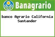 <i>banco Agrario California Santander</i>