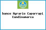 <i>banco Agrario Caparrapi Cundinamarca</i>