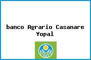 <i>banco Agrario Casanare Yopal</i>