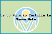 <i>banco Agrario Castilla La Nueva Meta</i>