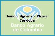 <i>banco Agrario Chima Cordoba</i>