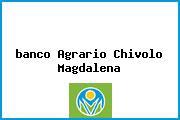 <i>banco Agrario Chivolo Magdalena</i>