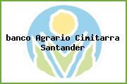 <i>banco Agrario Cimitarra Santander</i>