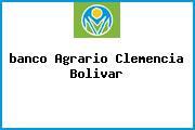 <i>banco Agrario Clemencia Bolivar</i>
