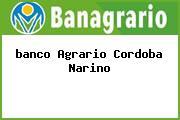 <i>banco Agrario Cordoba Narino</i>
