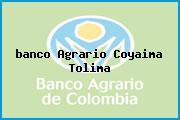 <i>banco Agrario Coyaima Tolima</i>