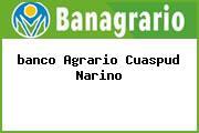 <i>banco Agrario Cuaspud Narino</i>